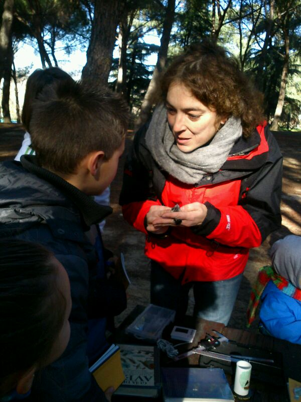 educacion ambiental en madrid